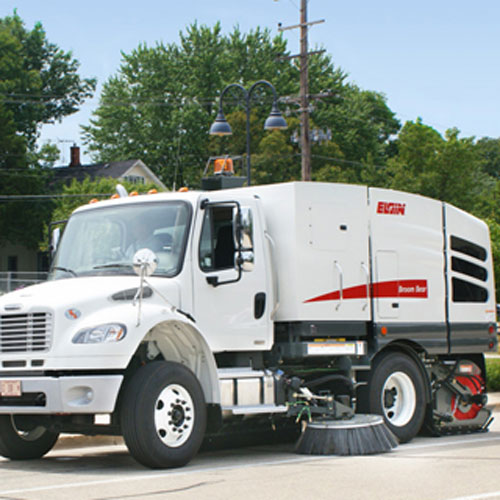 Elgin Alternative Fuel Broom Bear Street Sweeper