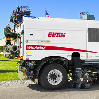Elgin Whirlwind Street Sweeper