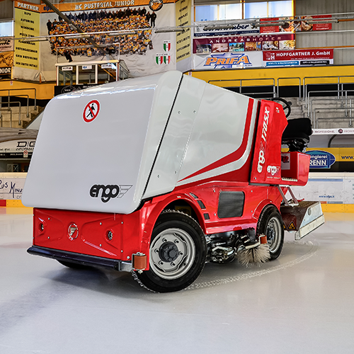 Engo 170SX Emission Free Electric Ice Resurfacer
