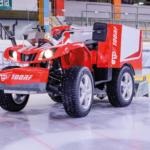 Engo Fox Emission Free Electric Ice Resurfacer