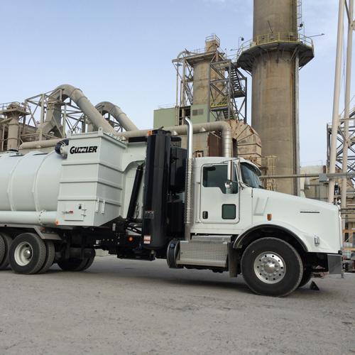 Guzzler CL Industrial Vac Truck