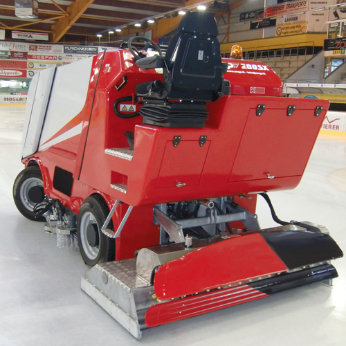 Ice Force Spray System Accessory for Engo Emission Free Electric Ice Resurfacer