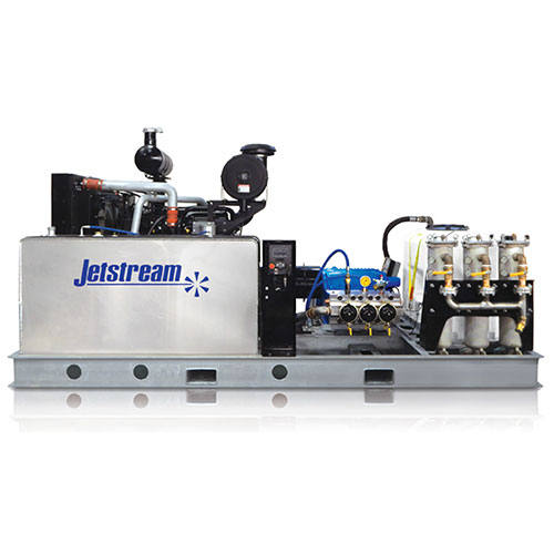 Jetstream 600 Horsepower Industrial Waterblaster
