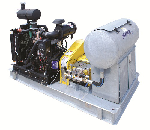 Jetstream 3000 Series Water Blaster Industrial Waterblaster