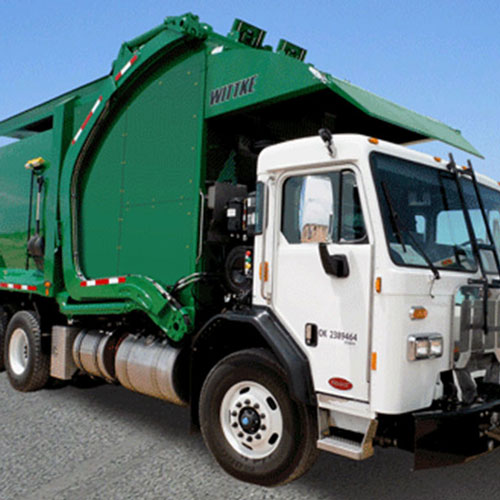 Labrie Wittke PCO-cv Garbage Truck for Organics