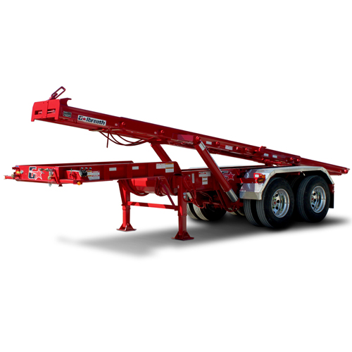 Galbreath M6 200 Roll Off Trailer