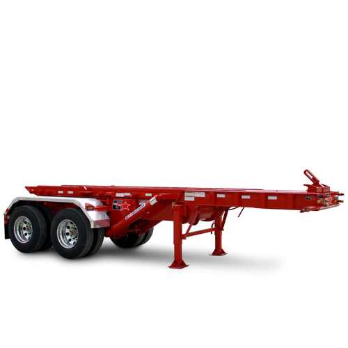 Galbreath M6 250 Roll Off Trailer