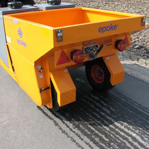 Epoke SKE8 Towed Spreader for Snow Maintenance