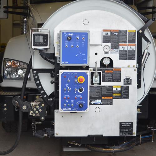 Vactor 2100 Plus Water Recycler