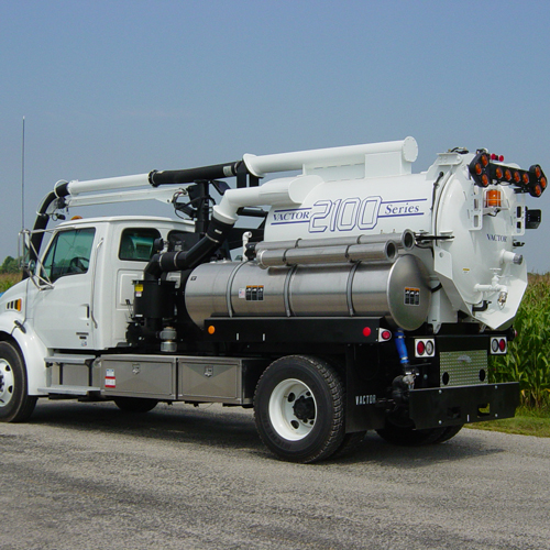 Vactor 2103 Sewer Cleaner
