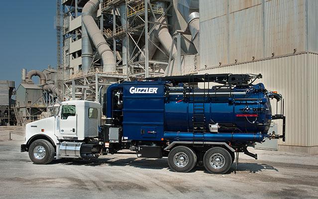 guzzler vac truck