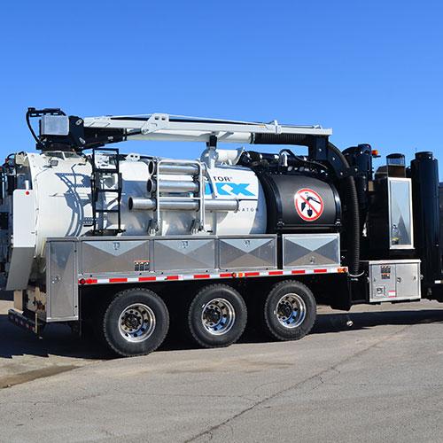 Vactor HXX Hydro Excavator