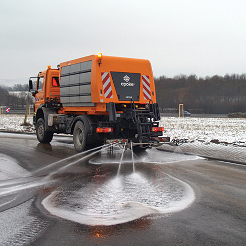 Epoke Virtus AST Liquid Spreader for Snow Maintenance