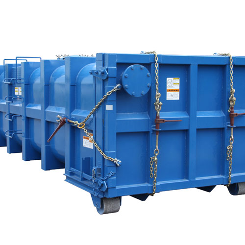 Vacuum Containers