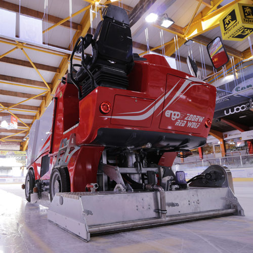 Engo Emission Free Electric Ice Resurfacer