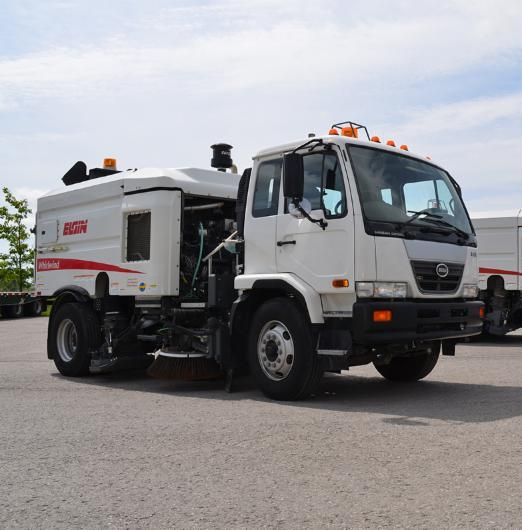Scheduled Maintenance: Key to Maximizing Your Elgin Street Sweepers' Uptime