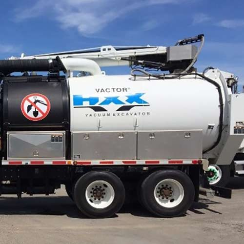 Hydrovac - Vactor - Mid Size - Prodigy