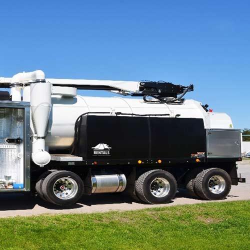 Vactor Hydroexcavator - SPIF Compliant