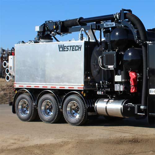 Westech Wolf - Full Size Hydrovac