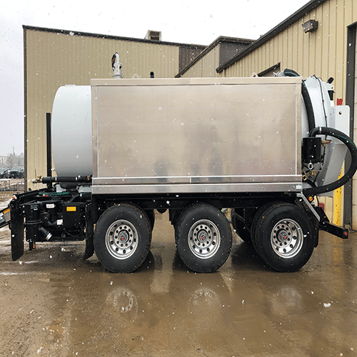 TRUVAC by Westech Hydrovac Support Pup