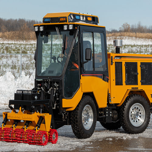 Trackless Snow Lion Ice-Breaker (Accessory)