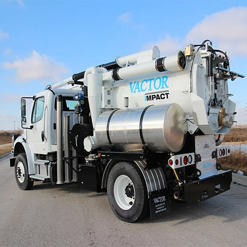 Vactor iMPACT Combination Sewer Cleaner
