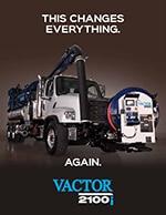 Vactor Brochure cover image